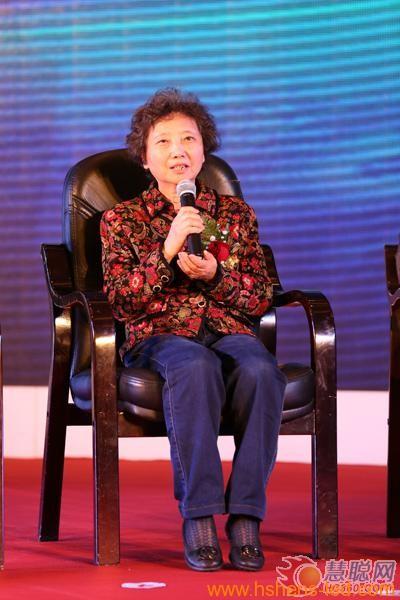 中国LED产业与应用联盟秘书长关白玉